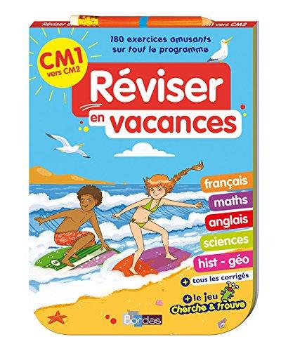 Réviser en vacances - Bloc jeux CM1