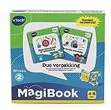 VTech MagiBook Duo verpakking 4-6 Jaar Niño/niña - Juegos educativos, Niño/niña, 4 año(s), 6 año(s), Holandés, Papel