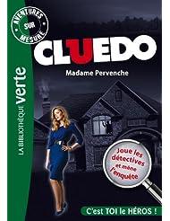 Aventures sur Mesure Cluedo 04 - Madame Pervenche
