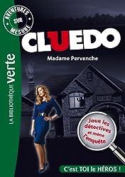 Aventures sur Mesure - Cluedo 04, Madame Pervenche
