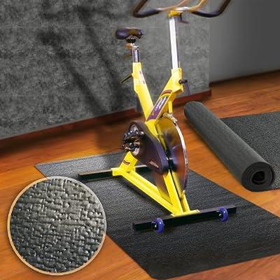 Floordirekt SPORT - High-Tech Unterlegmatte für Fitnessgeräte - 3 Größen