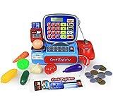Best Toy Cash Registers - Kids Cash Register Pretend Play Supermarket Shop Till Review