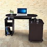 #9: Royal Oak Cathy Computer Table (Black)