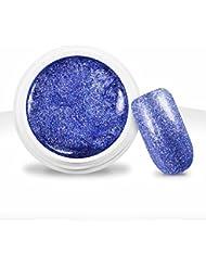 Ocibel - Gel UV / LED Couleur Fée Bleu - 5 ml - Manucure, Faux Ongles et Nail Art