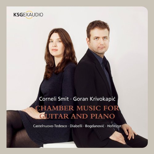 Fantasia for Guitar and Piano, Op. 145: 1. Andantino