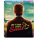 Better Call Saul - Season 1 (Limited Edition Steelbook - Exclusive to Amazon.co.uk) [Blu-ray]