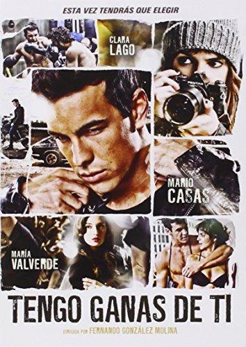 Tengo Ganas De Ti [DVD]