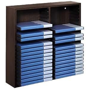 hama etag re range dvd 40 dvd expresso import allemagne informatique. Black Bedroom Furniture Sets. Home Design Ideas