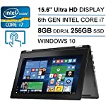 Detailed Specifications: Processor : Intel Core i7-6500 2.5GHz 6th Gen Core Processor RAM : 8GB Hard Drive : 256GB SSD Optical Drive : None Ports : 3 x USB 3.0 • HDMI • Headphone output/Microphone input combo • Security lock slot Weight: 2.17 kg stur...
