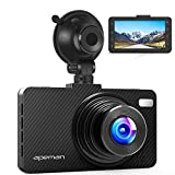 apeman Dashcam Full HD 1080P Autokamera 3.0