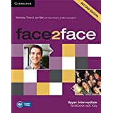 face2face Upper Intermediate Workbook with Key Second Edition