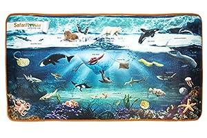 Safari S206629 Sea Life Ocean - Alfombrilla de Juegos
