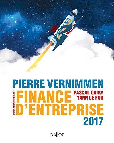 Finance d'entreprise 2017 - 15e d.