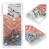 Case for Huawei Y6 2019, Quicksand Silicone Painting Cover