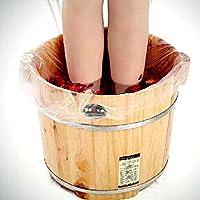 igemy 60PS desechables Revestimientos de pie bañera baño Lavabo bolsas para pie ...