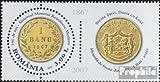 Rumänien 6240 mit Zierfeld (kompl.Ausg.) 2007 140 Jahre Leu-Währung (Briefmarken für Sammler)