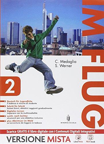 Im flug. Con Abenteuer im wald. Per la Scuola media. Con e-book. Con espansione online: 2