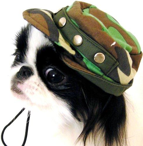 Artikelbild: Cooler Hundehut - Cappy - Camouflage - Dogs Stars