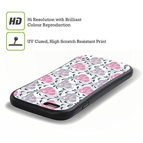 Ufficiale Shelly Bremmer Fuochi DArtificio Fiori Case Ibrida per Apple iPhone 7 / iPhone 8 Rosa
