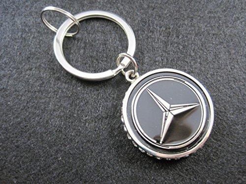 Llavero de metal compatible con Mercedes (M2) lla001-27