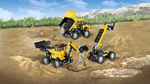 LEGO Creator 31041 Construction Vehicles Set