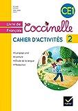 Livre de français Coccinelle CE1 : Cahier d'activités 2
