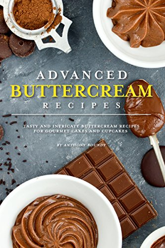 Advanced Buttercream Recipes: Tasty and Intricate Buttercream Recipes for Gourmet Cakes and Cupcakes (English Edition) Cupcake-spatula