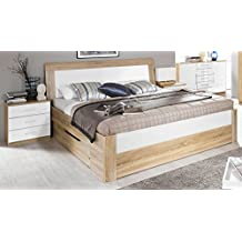 suchergebnis auf f r bett eiche sonoma 140x200. Black Bedroom Furniture Sets. Home Design Ideas