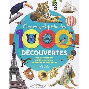 Mon encyclopédie des 1000 découvertes