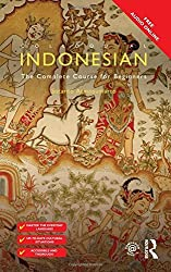 Colloquial Indonesian: The Complete Course for Beginners (Colloquial Series (Book Only)) by Sutanto Atmosumarto (2015-08-13)