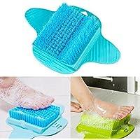 HEALIFTY Fuß Scrub Brush Fuß Kallus Entfernen Peeling-Bürste Dusche Fuß Scrubber (zufällige Farbe) preisvergleich bei billige-tabletten.eu