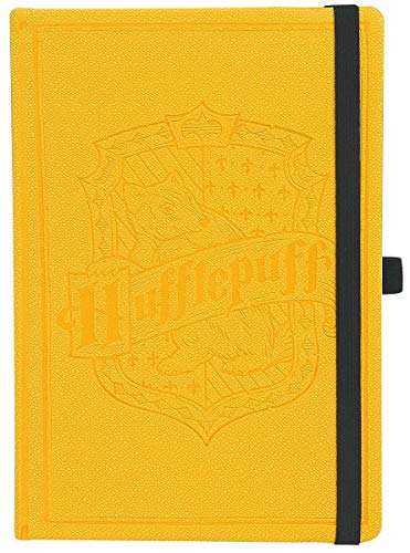 "Pyramid International A5 Harry Potter 'Hufflepuff ""Notebook"