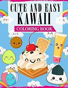 Cute And Easy Kawaii Coloring