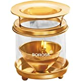 Borosil Medium Brass Diffuser (Multicolour)