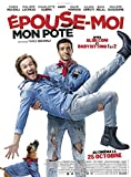 Affiche Cinéma Originale Petit Format - Épouse Moi Mon Pote (format 40 x 53 cm pliée)