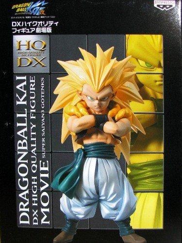 Dragon Ball Kai DX High Quality Figure The Movie Super Saiyan 3 Gotenks single item (japan import)