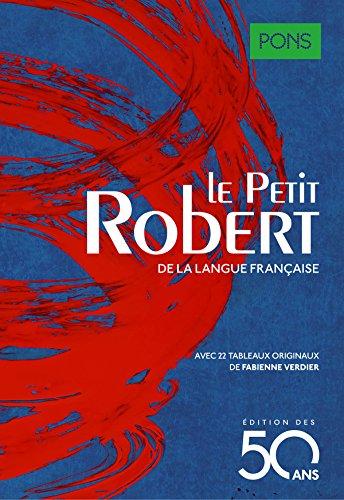 PONS Le Petit Robert. Dictionnaire de la langue franÇaise (PONS Le Robert)