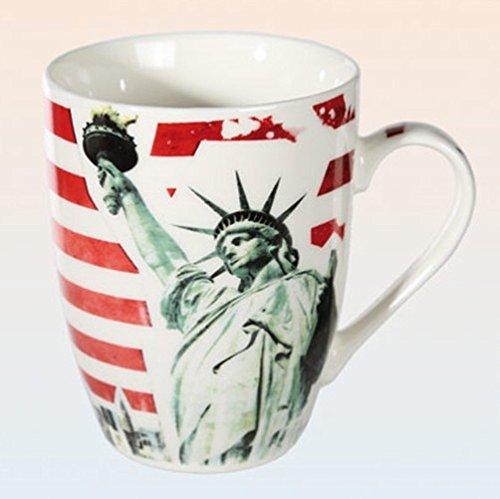 Objektkult Tasse New York Freiheitsstatue -