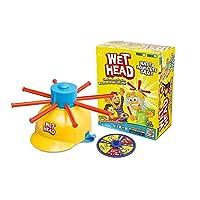 Wet Head Game Wet Hat water challenge Jokes roulette game kid toys
