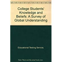 College Students Knowledge Beliefs