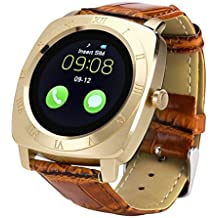CAT S60 Compatible Bluetooth Smartwatch with SIM Card Support | Android 5.1 OS | Facebook | Whatsapp | Activity Tracker | Fitness Band | Music | Camera with Video Recording | Micro SD card Support by JIKRA