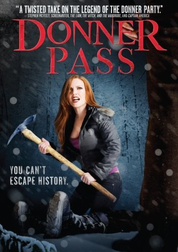 Donner Pass by Desiree Hall