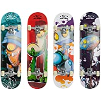HUDORA Skateboard Instinct ABEC 1-12161