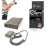 Ex-Pro ® Choix Appareil photo reflex numérique Boîte sur la Move Coupleur et batterie de secours/Grip Series