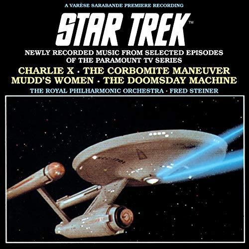 Star Trek, Vol. 1 (Original Television Scores)