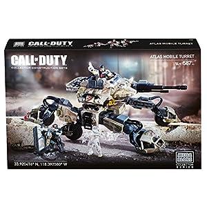 Mattel Mega Bloks CNG85 – Call Of Duty – X4 Walker Bau und Konstruktionsspielzeug