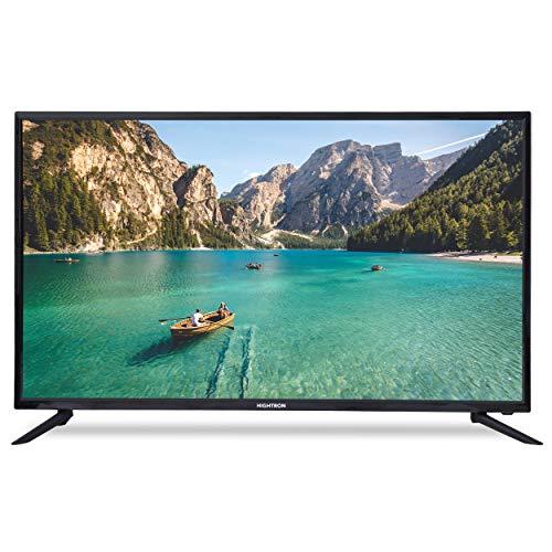 HIGHtron 43″ 4K Smart LED TV – 43HT6001 (109cm) 43 Inch LED TV 4K Smart