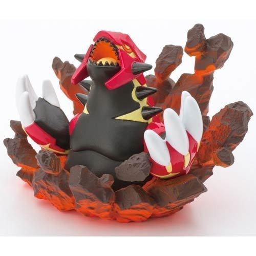 Preisvergleich Produktbild [Nur Privileg] Pokemon Rubin Omega profitiert Ursprüngliche Abbildung Gen Shi Groudon
