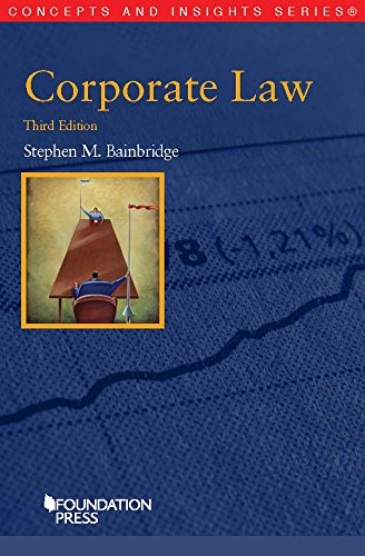 Corporate Law (Concepts and Insights) (English Edition)