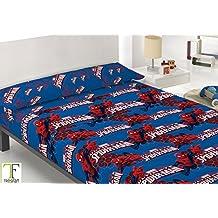 Juego Sabanas Spiderman cama 90